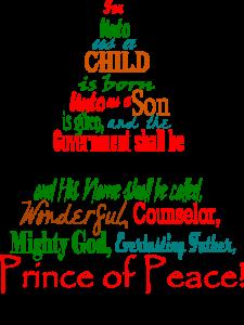 Moderator\'s Christmas Message – Ardrossan Presbytery